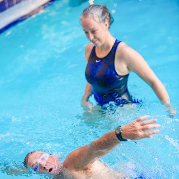 Swim Coaching - The Swimologist