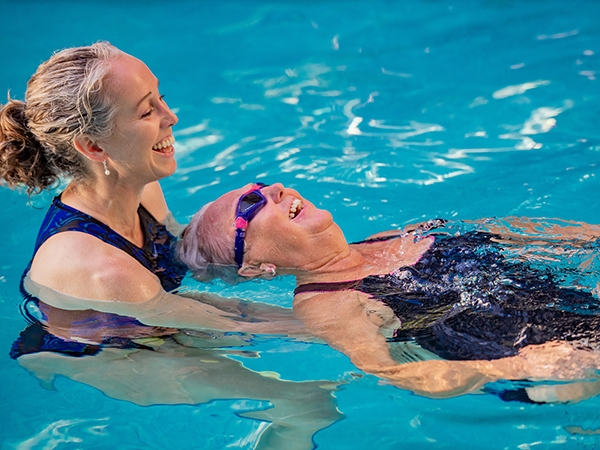 Eliminate Your Fear- Swimming Lessons - The Swimologist