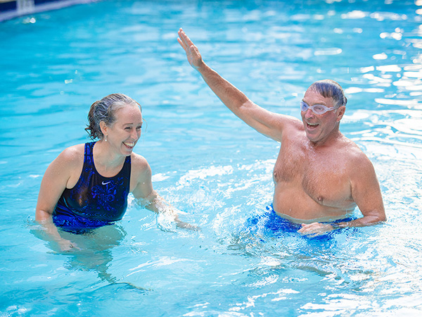 Conquer Your Fear- Swimming Lessons - The Swimologist
